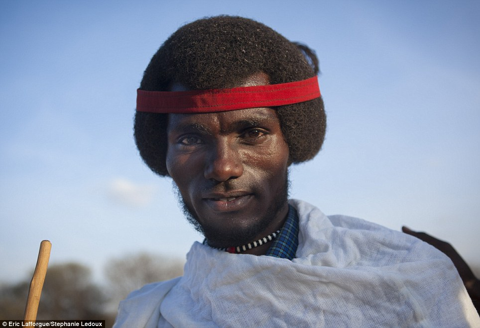 Tribal scarification
