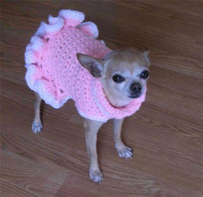 PDF Crochet Pattern Cha-Cha Dog | chsleco | Pinterest