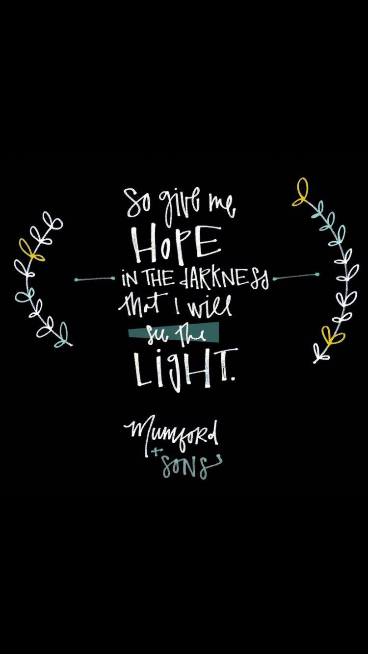Ghosts That We Knew Mumford Sons Mumford Sons Lyrics