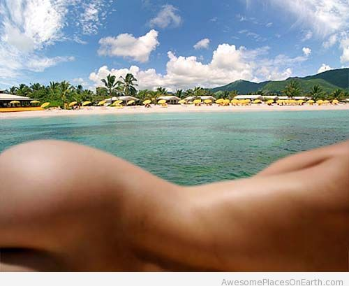 nude travel in the caribbean