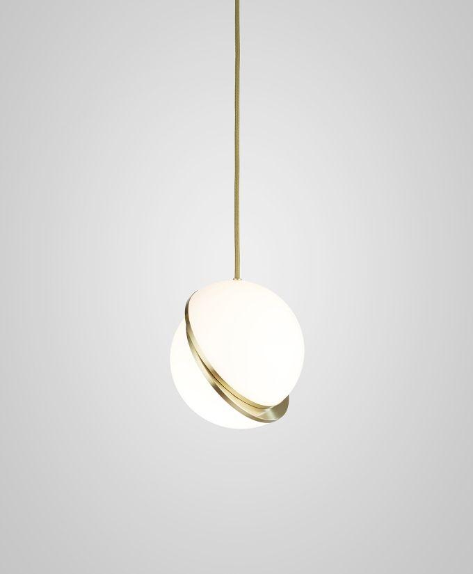 Mini Crescent Light Light Pendant Lighting Lamp Design