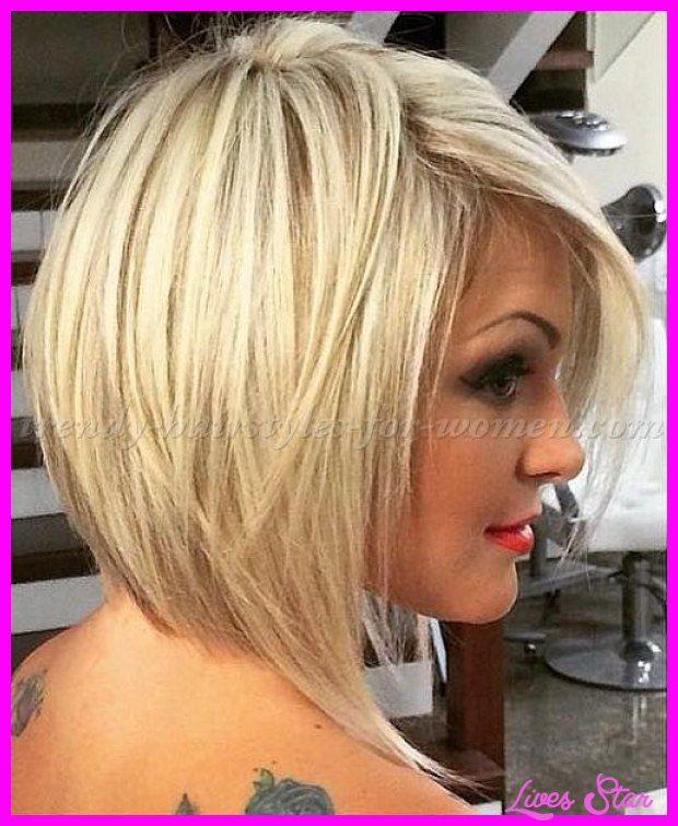 Cool Sassy Medium Length Hairstyles Bob Frisur Frisuren Haarschnitt