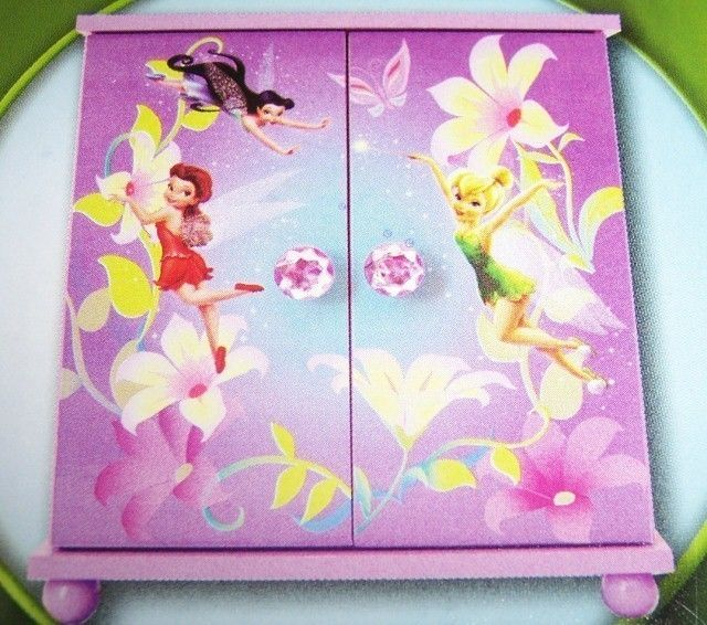 She will love storing all her jewelry treasures in this Disney