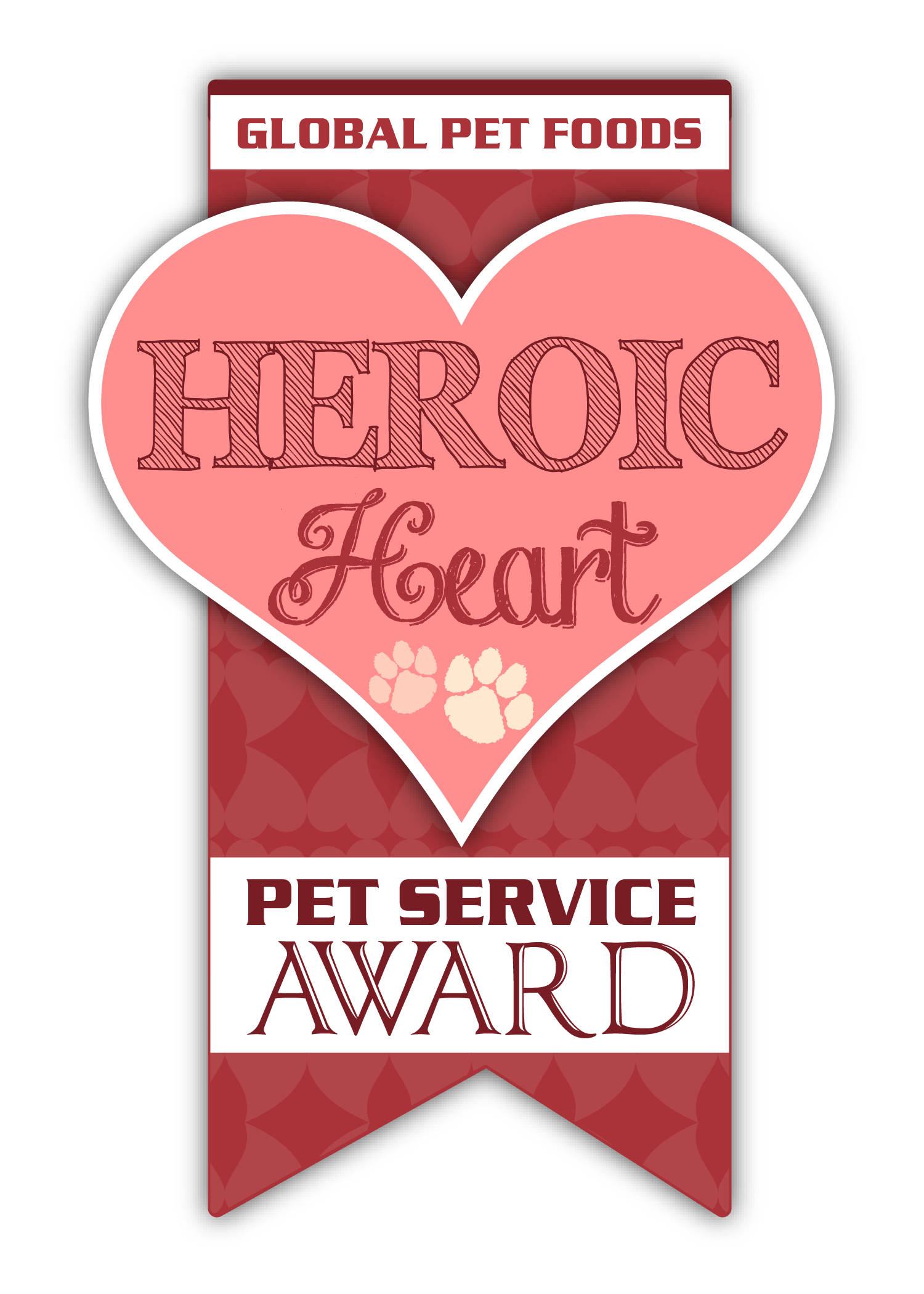 Global Pet Foods Is Asking People Across Canada To Nominate Their Pet Hero Four Amazing Volunteers Will Be Awarded Service Animal Food Animals Service Awards