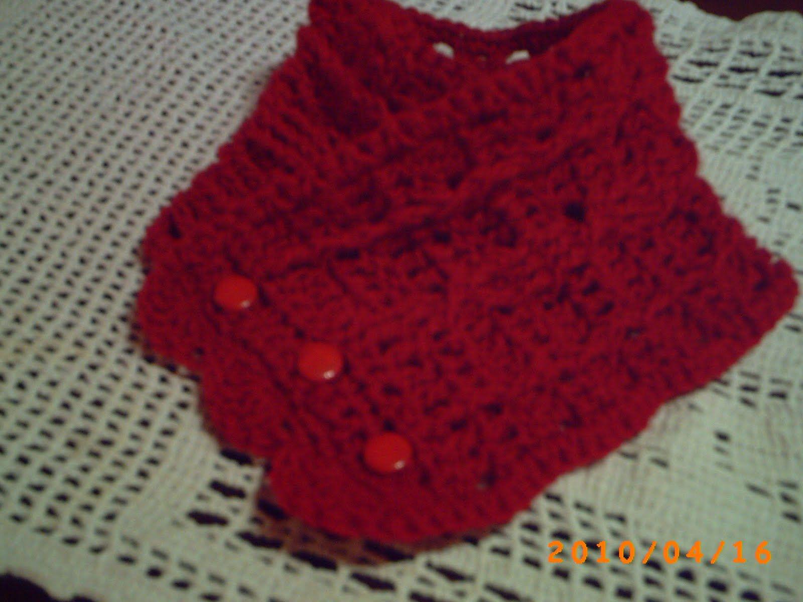 Moderno Patrón De Arranque Crochet Libre Para Adultos Composición ...