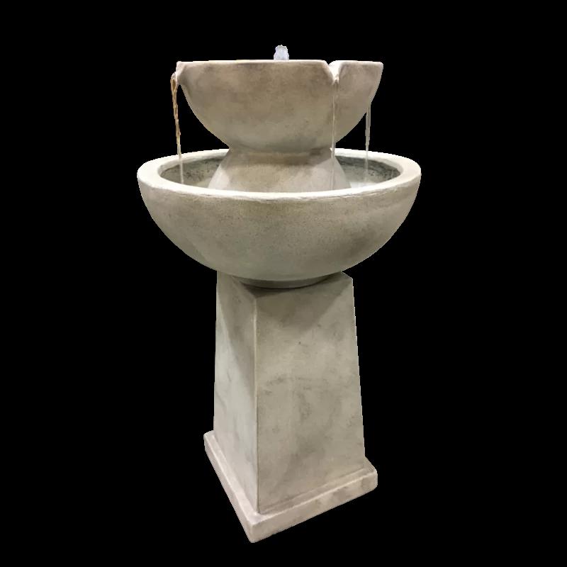 Yorkshire Glass Fiber Reinforced Concrete Fountain Concrete Fountains Fountain Water Wall Fountain