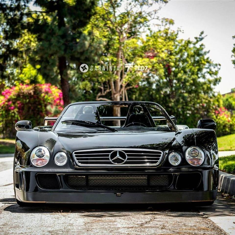 Mercedes Benz Clk Gtr Amg Roadster Mercedes Amg
