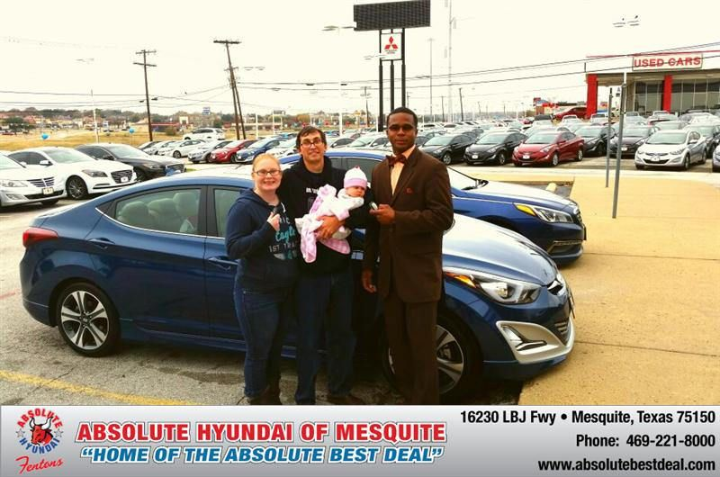Congratulations to Bobby Harrison on your #Hyundai #Elantra purchase