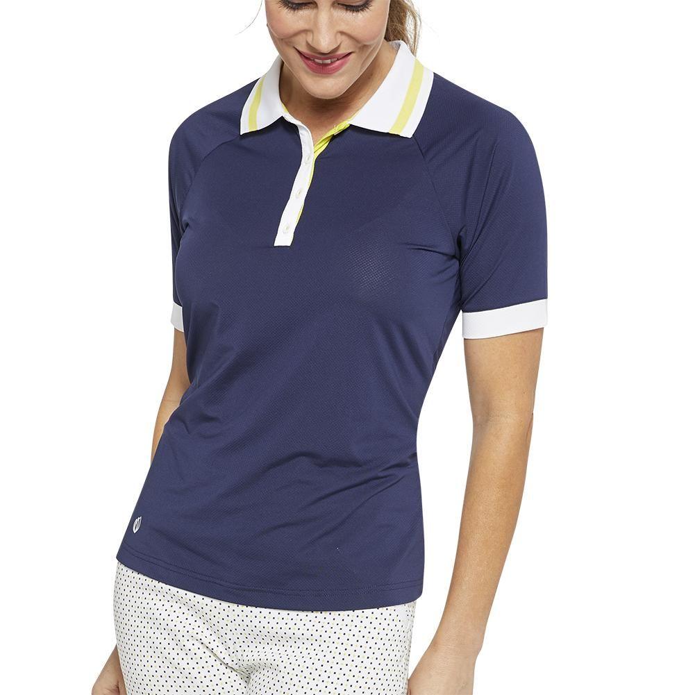 Ggblue Escapade Jess Short Sleeve Polo Short Sleeve Polo Fashion