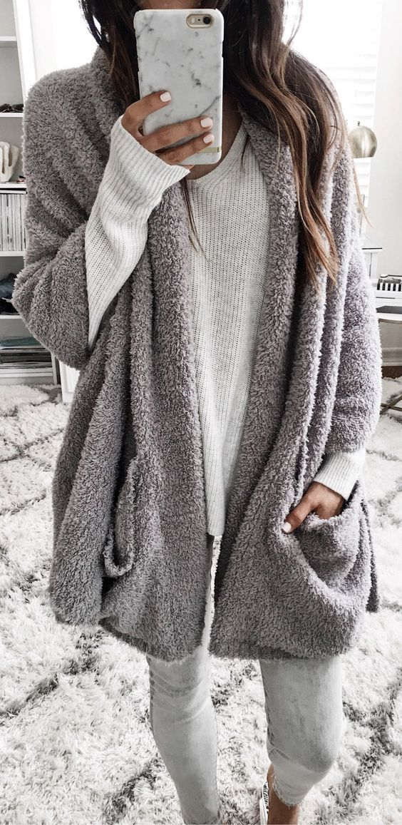 e0123565de 45+ Chic Cardigan Outfits You Can t Go Wrong With