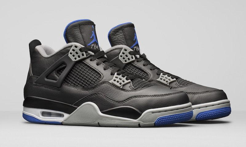 a998b4163be Air Jordan 4 Alternate Motorsport Release Date - Sneaker Bar Detroit ...