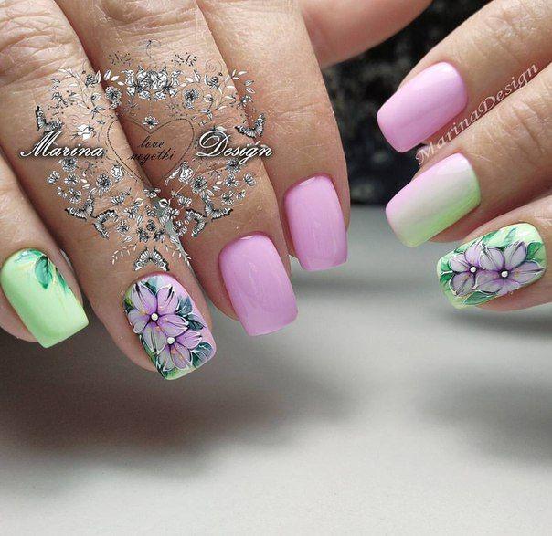 Дизайн ногтей тут