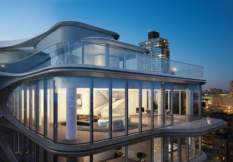 520 west 28th is a series of 39 luxury condos in new yorks chelsea neighborhood