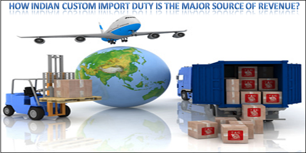 Indian_custom_import_duty is considered the backbone for