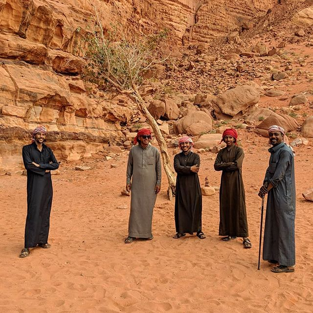 The drivers and camel tour leaders take a  break and have a chat at Wadi Rum Jordan's spectacular national park.  #wadirumdesert #wadirum #jordanphotography #wadirumjordan #wadirumnomads #travelphotography #middleeast #dessert #nomads #travel #aqaba #visitjordan #jordantourism #wadirumphotos #jordanphotos #instajordan #wadirum