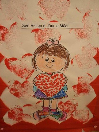 Imagem Por Susana Em Valentines Art Em 2020 Dia Dos Namorados