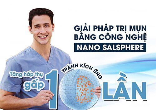 Kem Trị Mụn Acne Cream Linh Nhâm