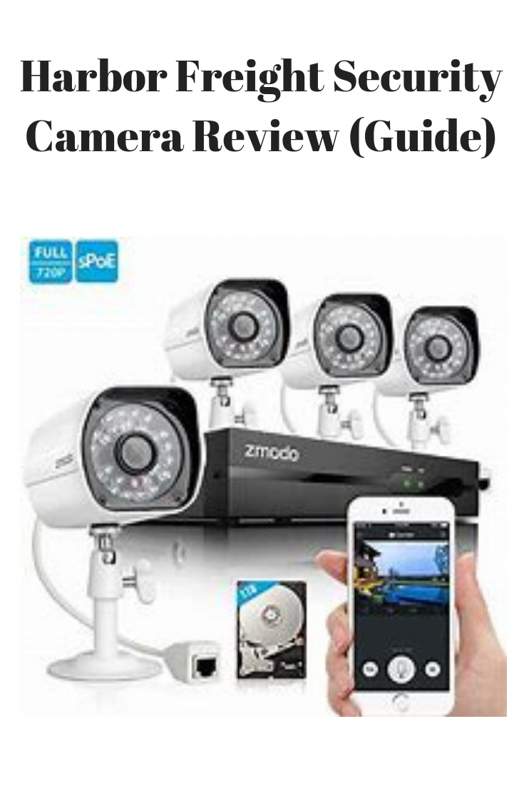Harbor Freight Security Camera Review Are Some Of The Good Cameras On The Market This Review Will Give You Home Security Systems Security Camera Home Security