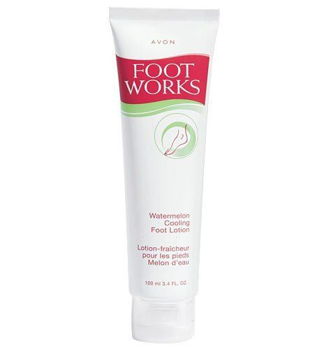 Foot Works Watermelon Cooling Foot Lotion By Foot Lotion 0 50