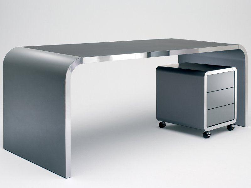 office desk metal. Steel Desk / Table HIGHLINE | - Müller Office Metal C