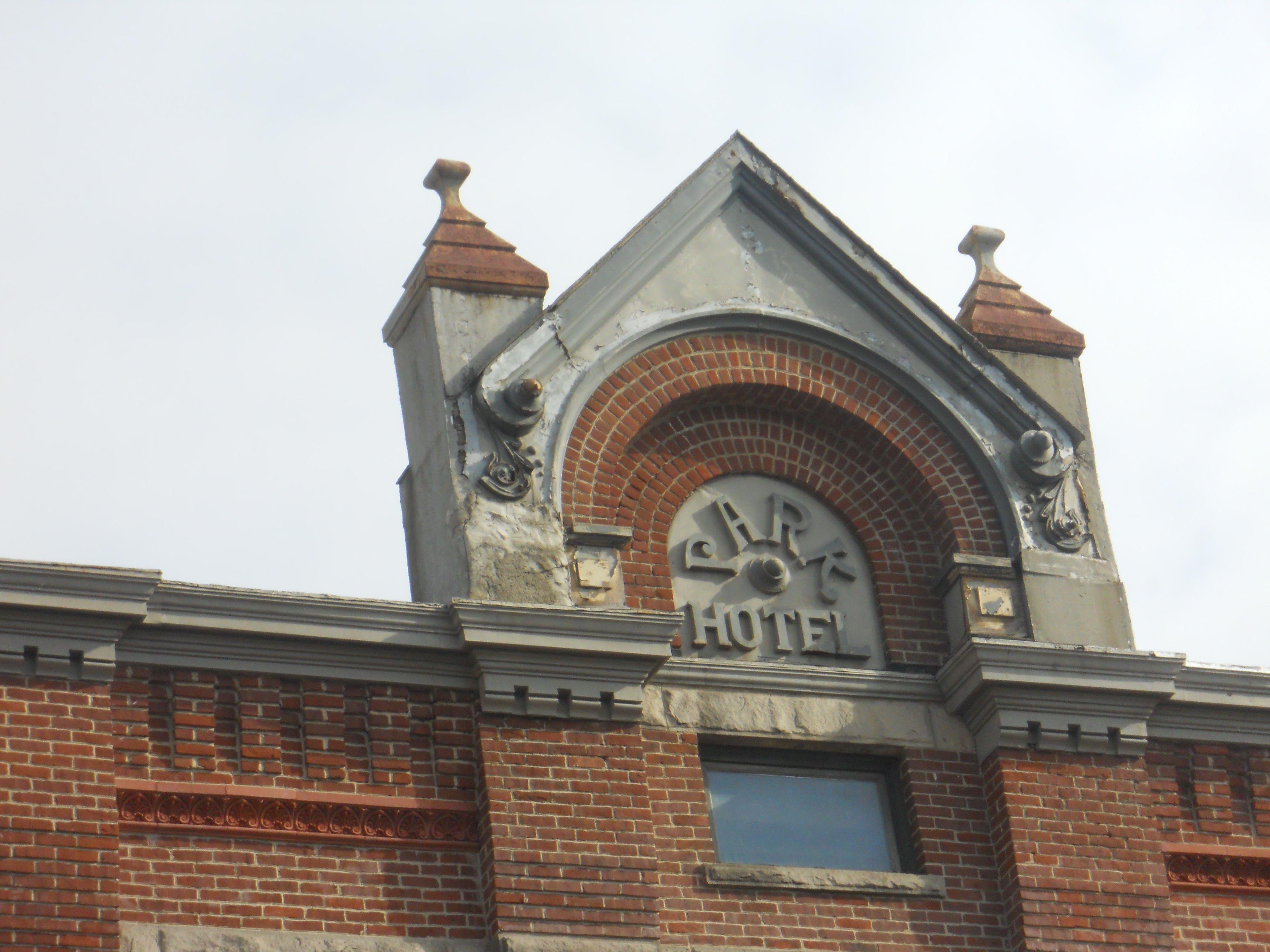 Old Park Hotel In Warren Ohio
