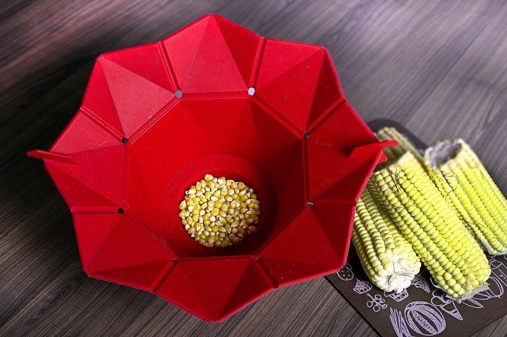 Pipoqueira para Microondas - Popcorn