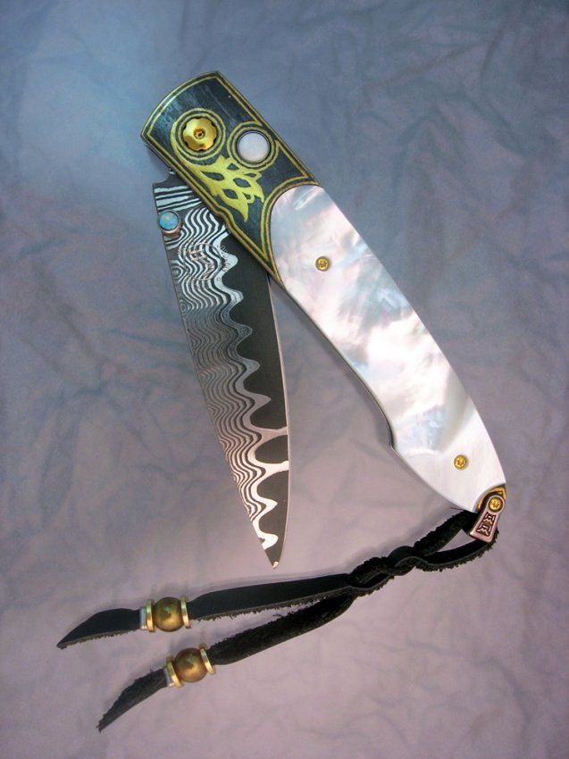 William Henry Pocket Knife Aurora Swiss Army Pocket