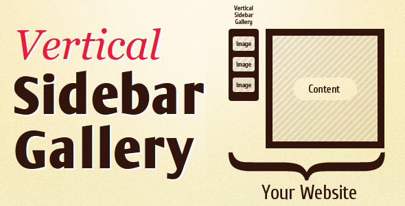 Vertical Sidebar Gallery jQuery Slider Jquery slider