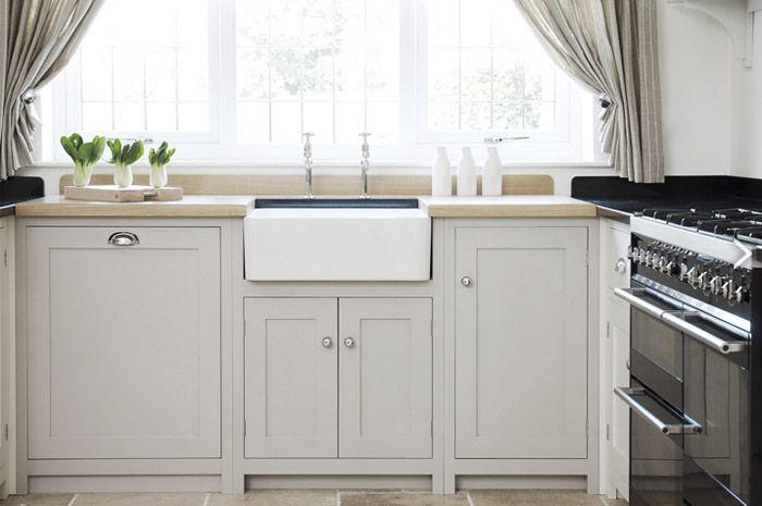 Modular Inset Cabinets By Devol Kitchens In The Uk For A Supplier Of Modular Inset Cabinets In North Ameri Shaker Kitchen Shaker Style Kitchens Kitchen Plans