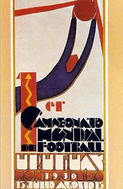 Zoe Chan On Twitter 1930 Fifa World Cup Soccer Poster First World Cup