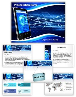 Smartphone Technology Powerpoint Template Is One Of The Best