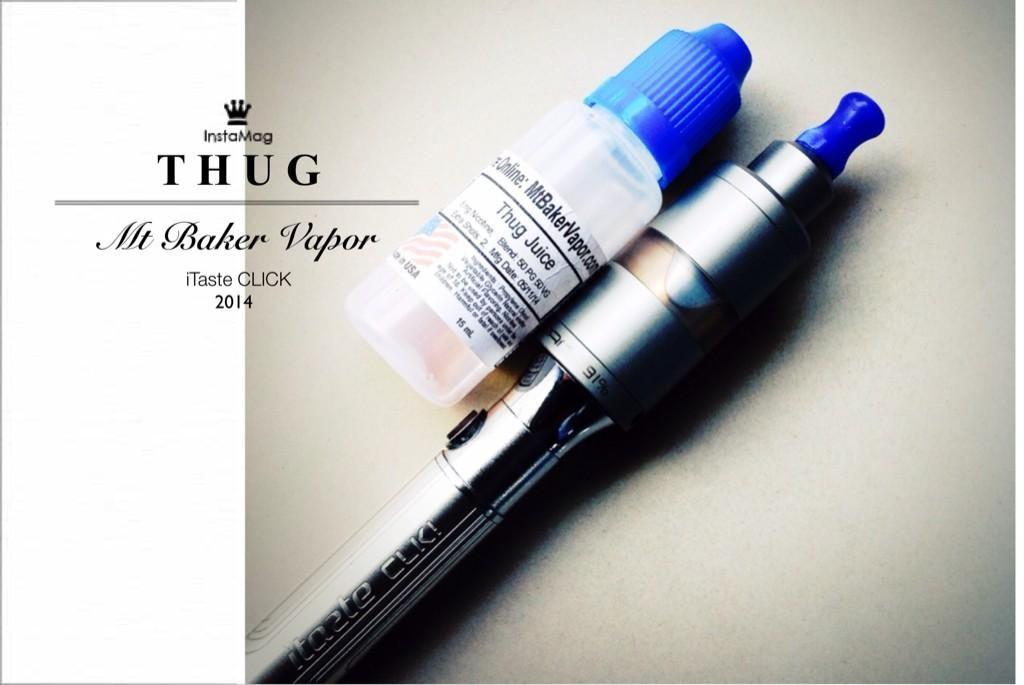 Prolivic: Thug Juice by Mt Bakor Vapor, Sept 27 2014