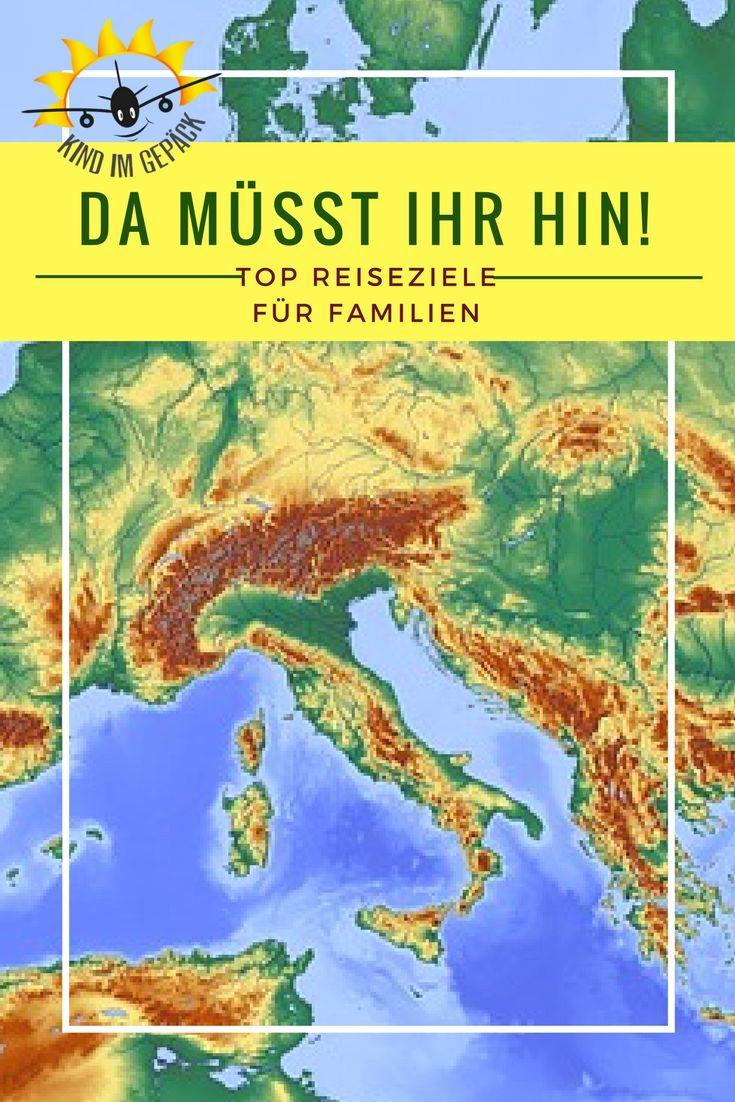 Urlaubstipps Reiseziele Fur Familien In Europa Reisen Reiseziele Urlaubstipps