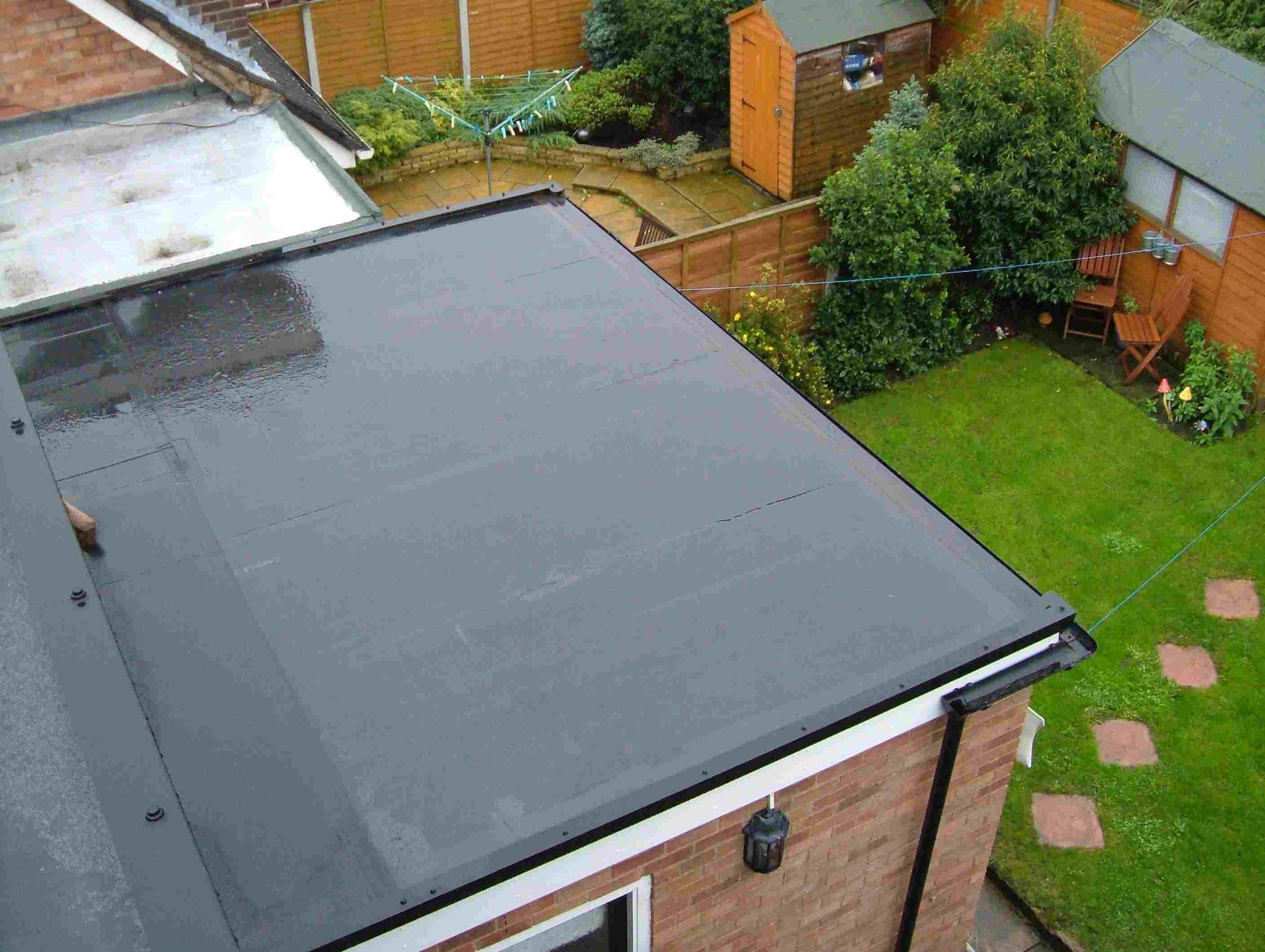 Rubber Roofing Materials For Flat Roofs In 2020 Flat Roof Materials Flat Roof Repair Flat Roof Systems