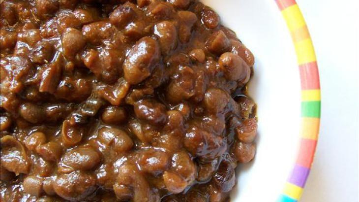 Boston Baked Beans Recipe Baked beans, Baked bean