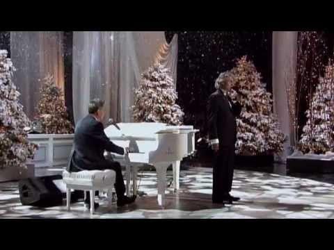 Andrea Bocelli David Foster White Christmas Youtube White Christmas Song Best Christmas Songs Christmas Song