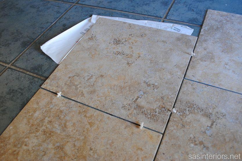 Beau Installing Groutable Luxury Vinyl Tile