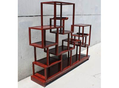 Display shelf chinese reproduction furniture chinese for Oriental reproduction furniture