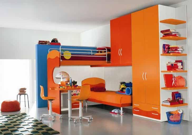 jasa desain tempat tidur anak di pondok bambu | Desain Furniture ...