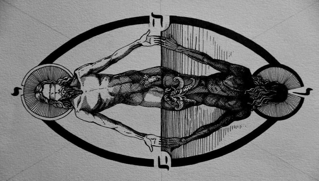 Jose Gabriel Alegria Sabogal - Handbook of Sacred Anatomy. | LOST ...