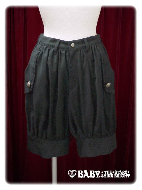 Alice and the Pirates short pants