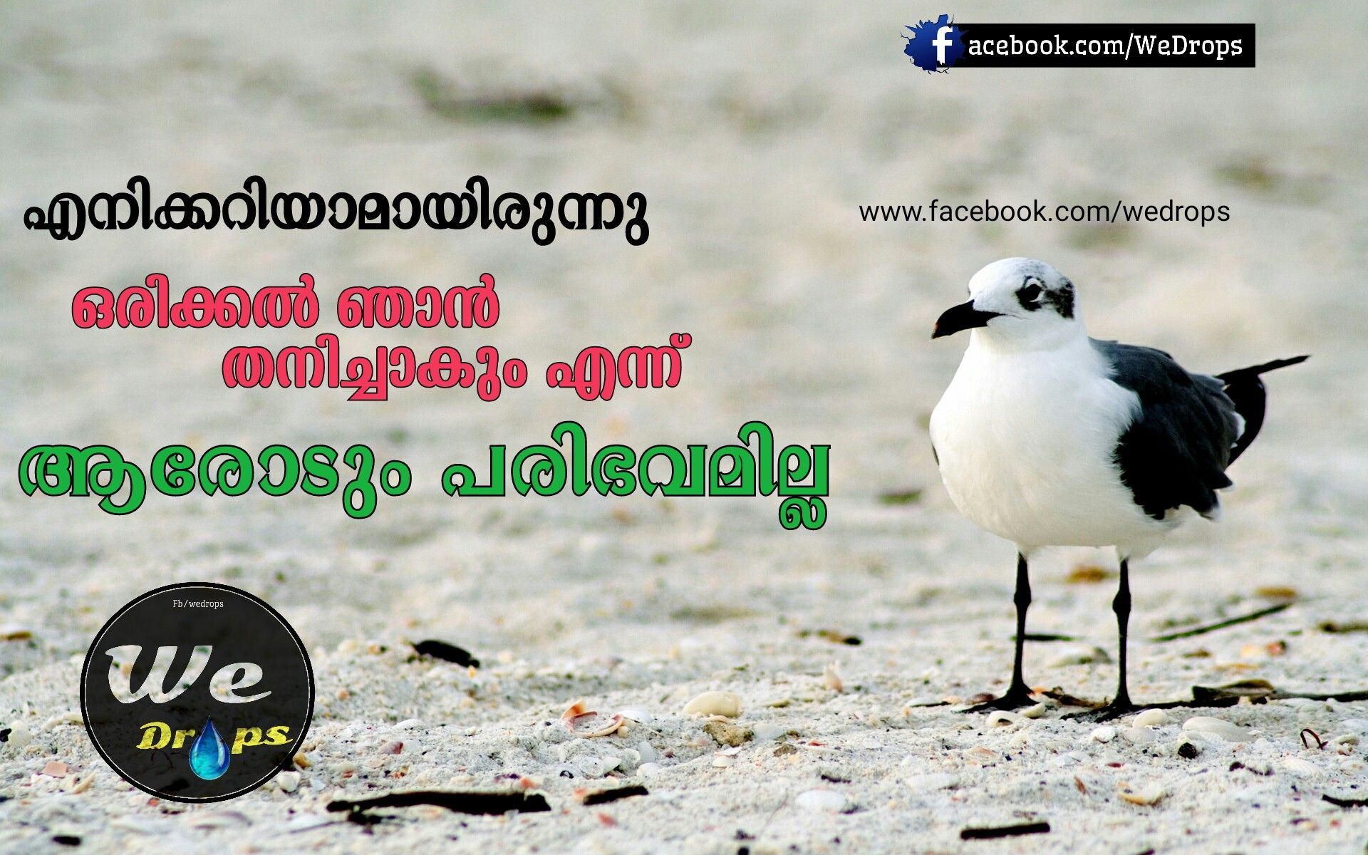 Malayalam Miss Quotes And Malayalam Life Quotes Good Thoughts
