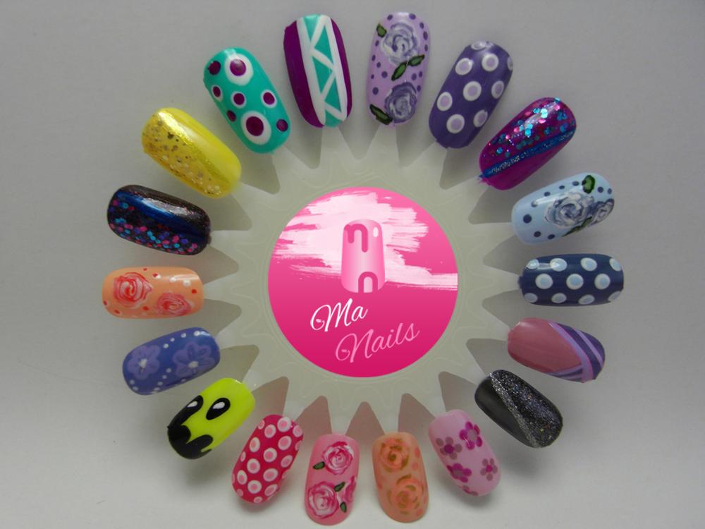 Nail Art Wheel 3 – Nail Art Designs | Nail Art | Pinterest | Nail ...