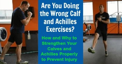 Sore Calf Muscles? The Exercises You Need to be Doing to ...