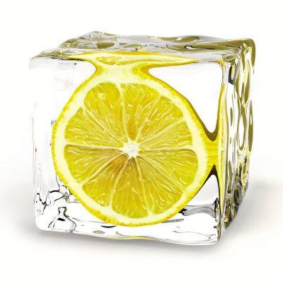 Iced Lemon Láminas en AllPosters.es