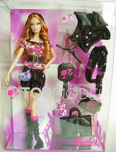 Top Model Summer 2007 New Barbie Dolls Barbie Fashionista Dolls Barbie Dolls