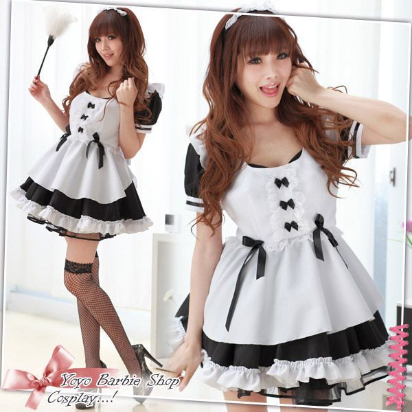 Cute-Japan-Designed-Newest-Maid-Costume-Bow-Halloween-Costume-Sexy-Waiter-Role-Playing-Night-Fancy-Dress.jpg (600×600)