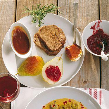 Rinderschmorbraten mit Barbera Rezept | Küchengötter