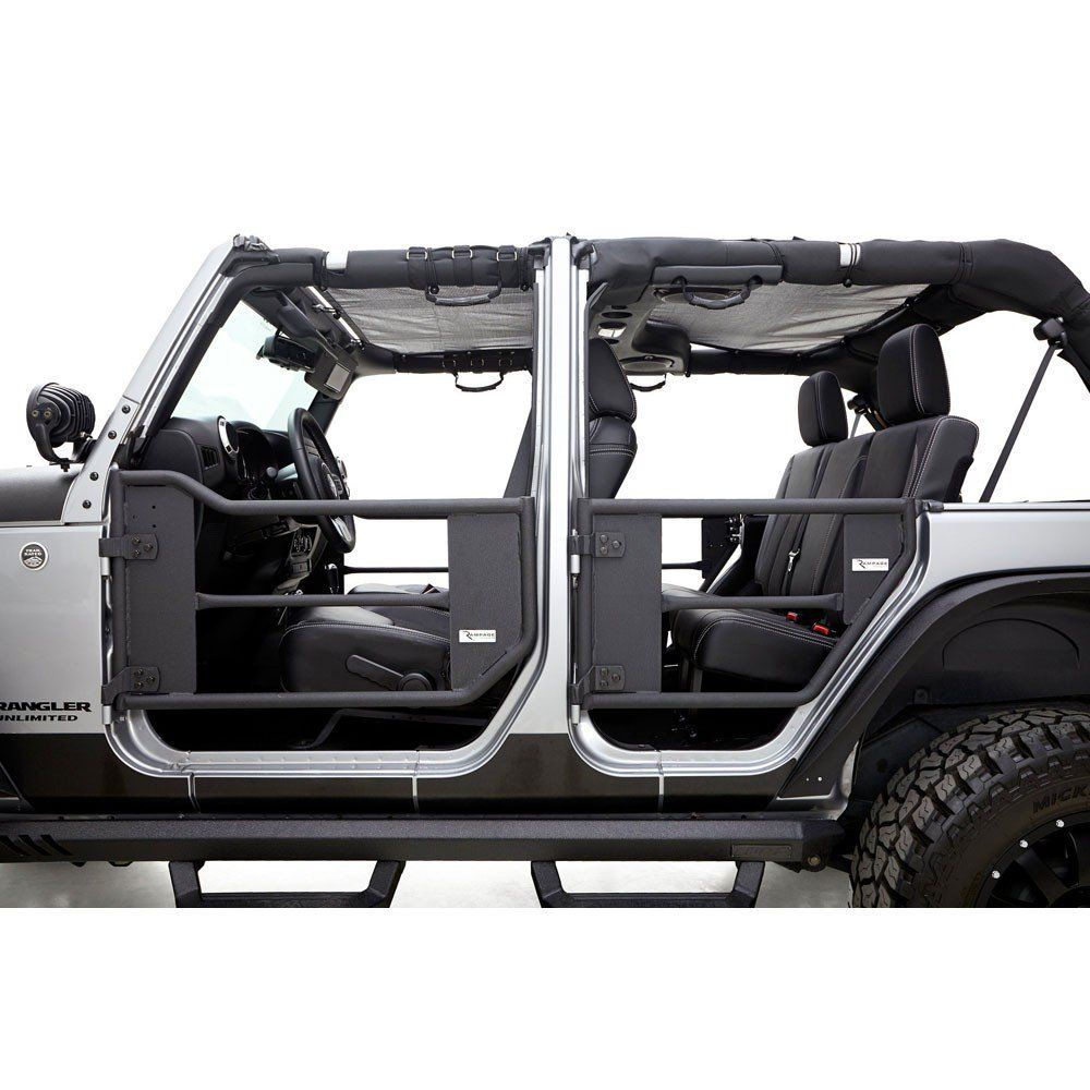 Rampage Trail Door Front Rear Kit 4 Door Jeep Wrangler Jk 2007