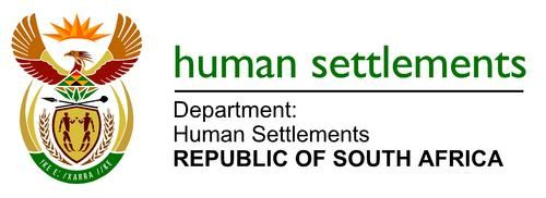 Image result for Dept Of Human Settlements New Vacancies